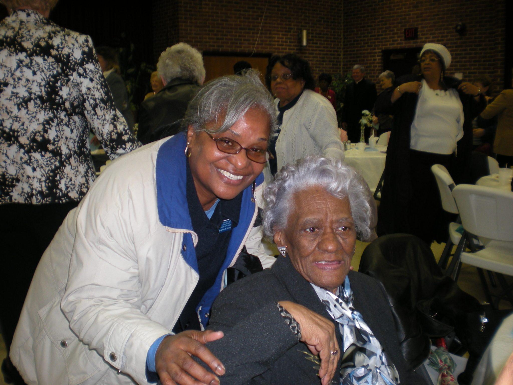 Charlene & Aunt