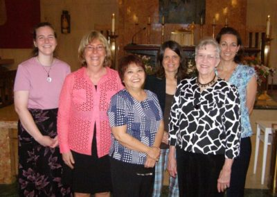 St. Ambrose LOC Host Qtly Meeting