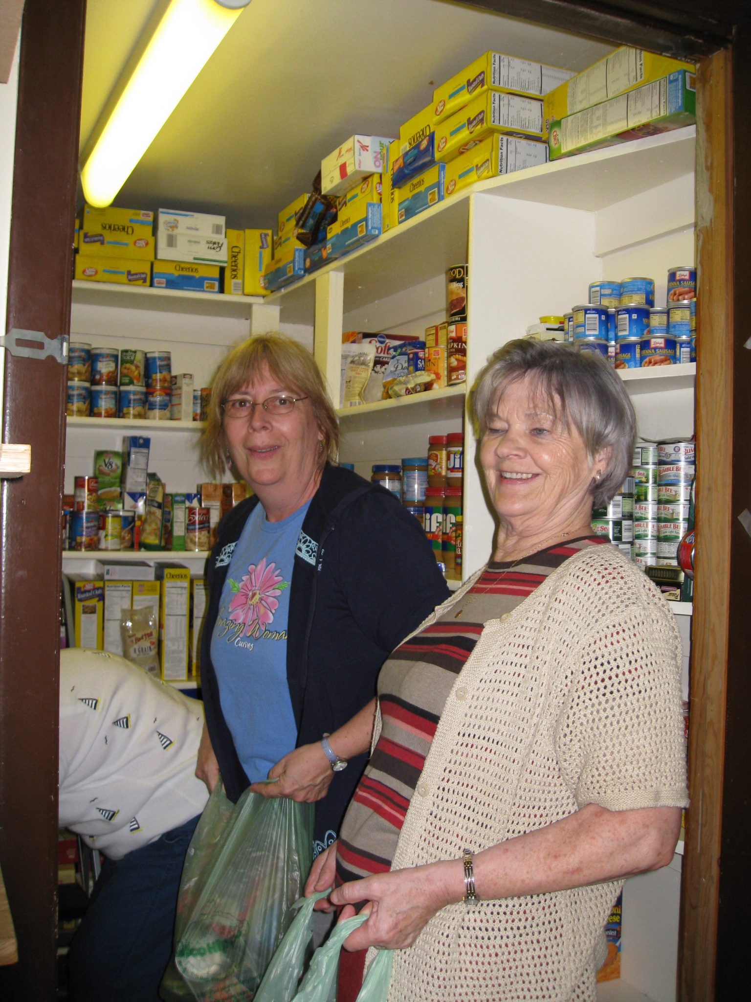 St. Hugh's Food Pantry