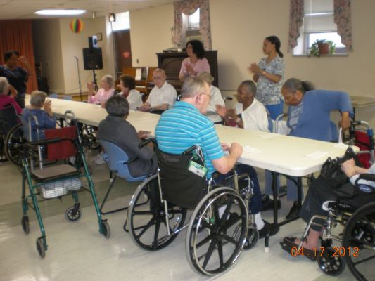 St. Hugh - Sacred Heart Nursing Home - 1