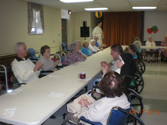 St. Hugh - Sacred Heart Nursing Home - 7