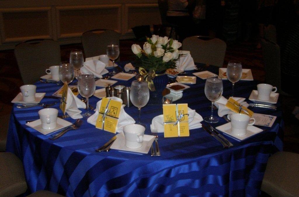 2012 NA – Banquet Dinner