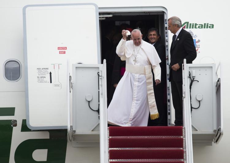US-VATICAN-RELIGION-POPE