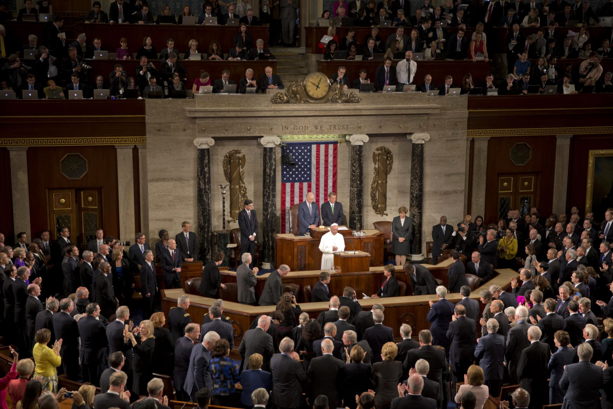 AP US POPE FRANCIS CONGRESS A USA DC