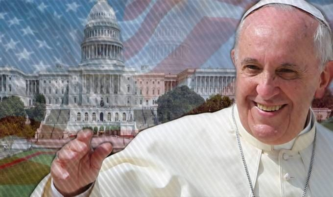 Pope Francis Comes To America
