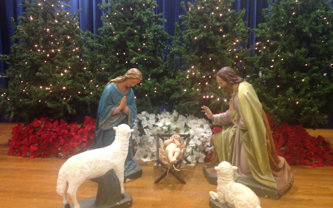2017 Christmas Party at St. Ann's